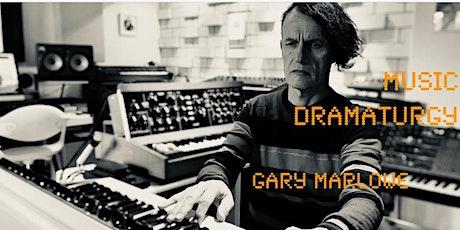 Sounddesign für Filme mit Gary Marlow - Online Masterclass Tickets