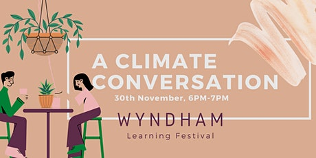 A Climate Conversation tickets