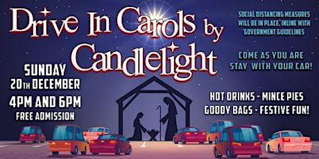 Drive in Carols by Candlelight tickets