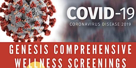 Free COVID Testing 10AM - 3PM Sunday 11/22/20 tickets