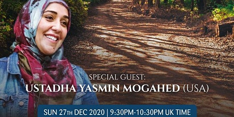 Why can't I get what I want with Ustadha Yasmin Mogahed (USA): FREE SEMINAR tickets