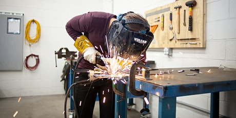 Intro to Welding with Genna Worthley tickets