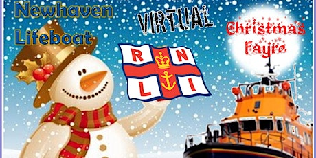 Newhaven Lifeboat Virtual Christmas Fayre tickets