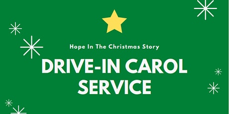 Drive-in Carol Service tickets