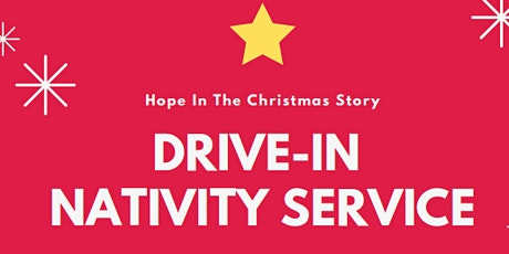 Drive-in Nativity Service tickets