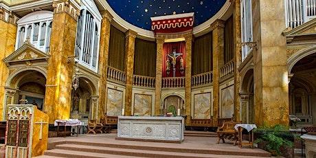 Sunday 8.00pm Mass on 29th November tickets