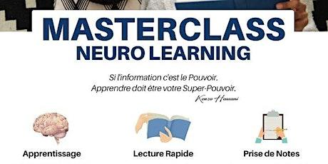 Masterclass sur la Lecture Rapide billets
