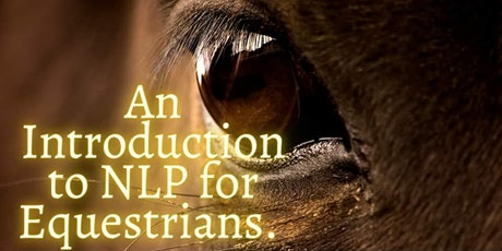 NLP for Equestrians tickets