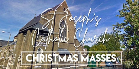 St Joseph's Greenwich Christmas Masses tickets