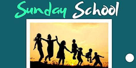 Online Kids Sunday School tickets