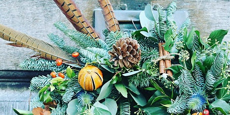 Blackheath Christmas Wreath Making Workshop at Laboo London tickets