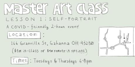Master Art Class Series tickets
