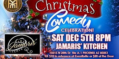 Christmas Comedy Celebration tickets
