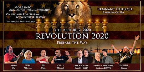 Revolution 2020—Prepare the Way tickets
