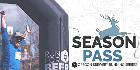 OR Brewery Running Series - 2021 Brew Crew Season Pass tickets