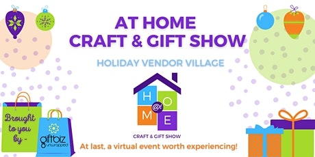 At Home Craft & Gift Show tickets