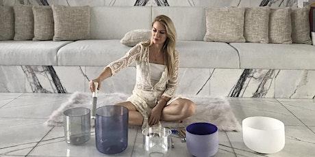 Alchemy Crystal Bowl Sound Meditation boletos
