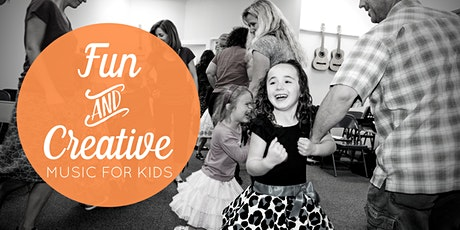 Dec. 5 (10:45am) Free Preview Music Class for Kids (Centennial, CO) tickets