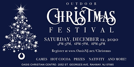 Outdoor Christmas Festival tickets