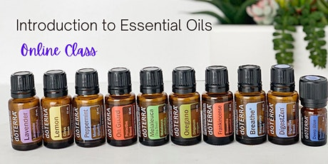 Essential Oils Intro Class tickets