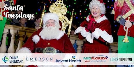 Santa Tuesdays tickets