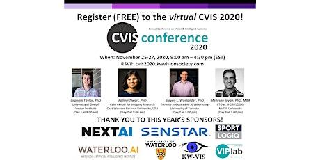 CVIS 2020 tickets