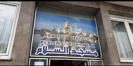 Freitagsgebet 27.11.2020 (Männer) - Salam Moschee in Pforzheim Tickets