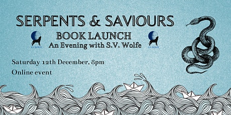 Serpents & Saviours Book Launch tickets