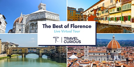 The Best of Florence Live Virtual Tour tickets