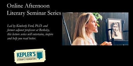 Online Afternoon Literary Seminar Series
