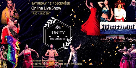 Unity & Togetherness International Online Dance Show tickets
