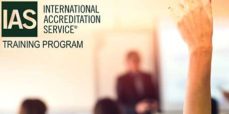 3001-ISO/IEC 17020 for Inspection Agencies (Americas Webinar) tickets