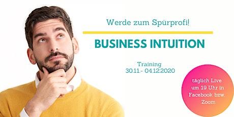 Business Intuition für Startups & Enterpreneurs Tickets
