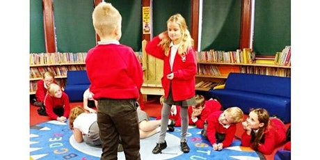 Using Drama for Oracy tickets