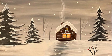 VIRTUAL PAINT NITE - Waiting for Christmas tickets