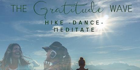 Thanksgiving Gratitude HikeWave tickets