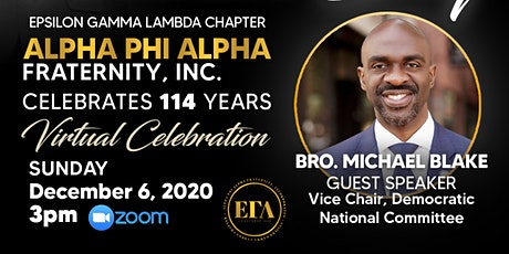 Alpha Phi Alpha Fraternity, Inc. 114th Founders Day Event - Greater Boston tickets