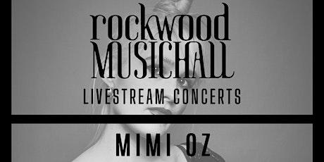 Mimi Oz - FACEBOOK LIVE tickets
