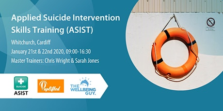 Cardiff | ASIST: Applied Suicide Intervention Skills Training (Jan 2021) tickets