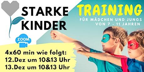Mobbing?  Nein, Danke! | Starke Kinder Training | 7-11 Jahren Tickets