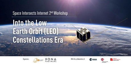 Space Intersects Internet 2nd Workshop:  Into the LEO Constellations Era tickets