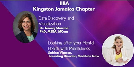 Data  Discovery and Visualisation  & Mental Health and Mindfulness tickets