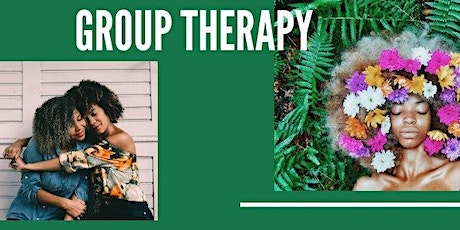 Group Therapy for Black people and People of Colour tickets