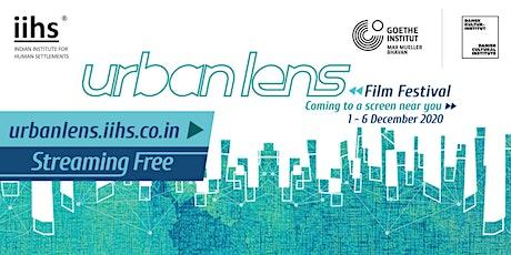 Urban Lens Film Festival | Online | Free tickets