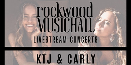 KTJ & CARLY - FACEBOOK LIVE tickets