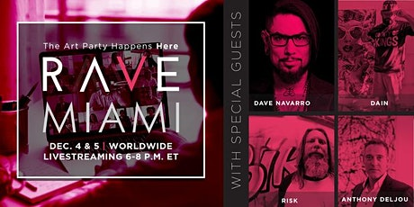 RAVE Miami tickets