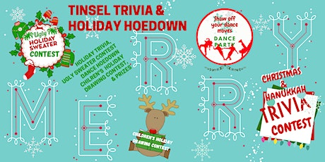 Tinsel Trivia Holiday Hoedown tickets