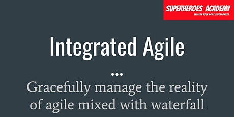 Integrated Agile - How to gracefully manage the reality of agile mix tickets