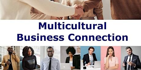 Multicultural Business Connection Online billets