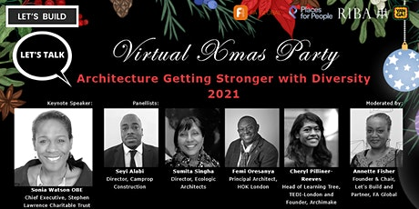 LET'S TALK: Virtual Xmas Party! tickets